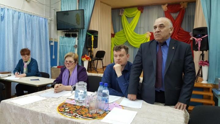В деревне Разгорт МО ГП «Усогорск» состоялось обсуждение «Народного бюджета»