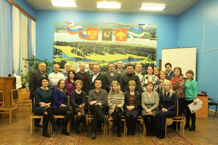 Семинар на тему: «Развитие сельских территорий Республики Коми»